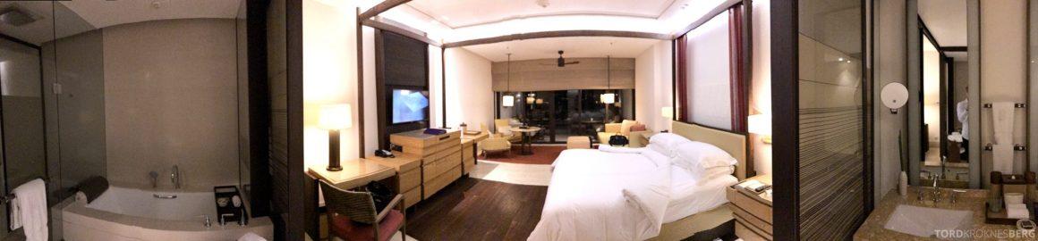 Ritz-Carlton Bali panorama suite