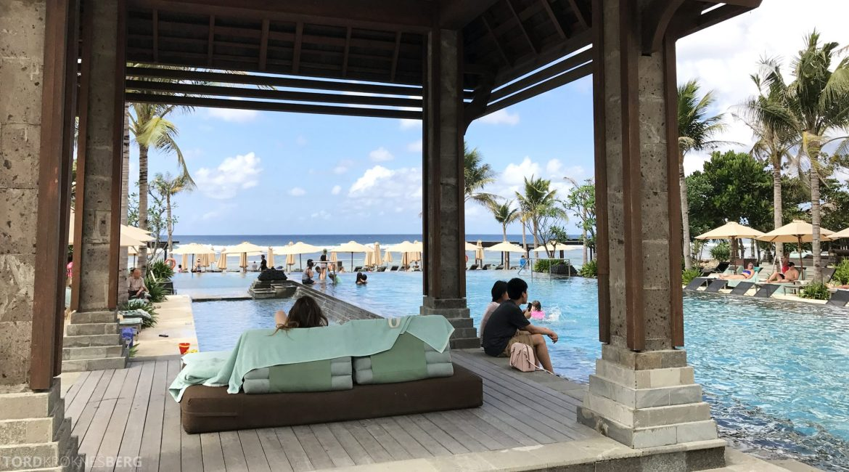 Ritz-Carlton Bali basseng