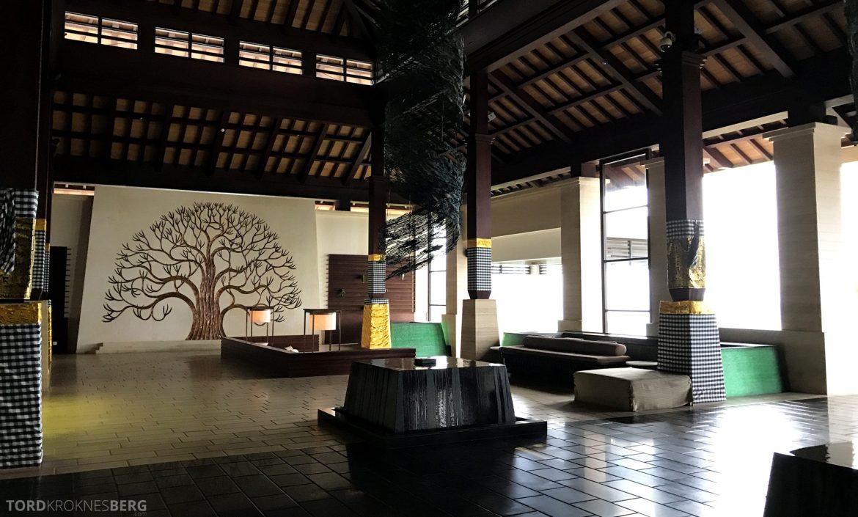 Ritz-Carlton Bali resepsjon