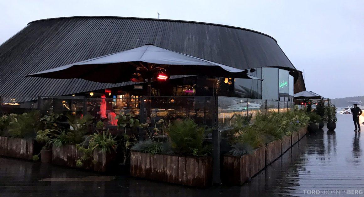 Ling Ling Hakkasan Oslo utenfor