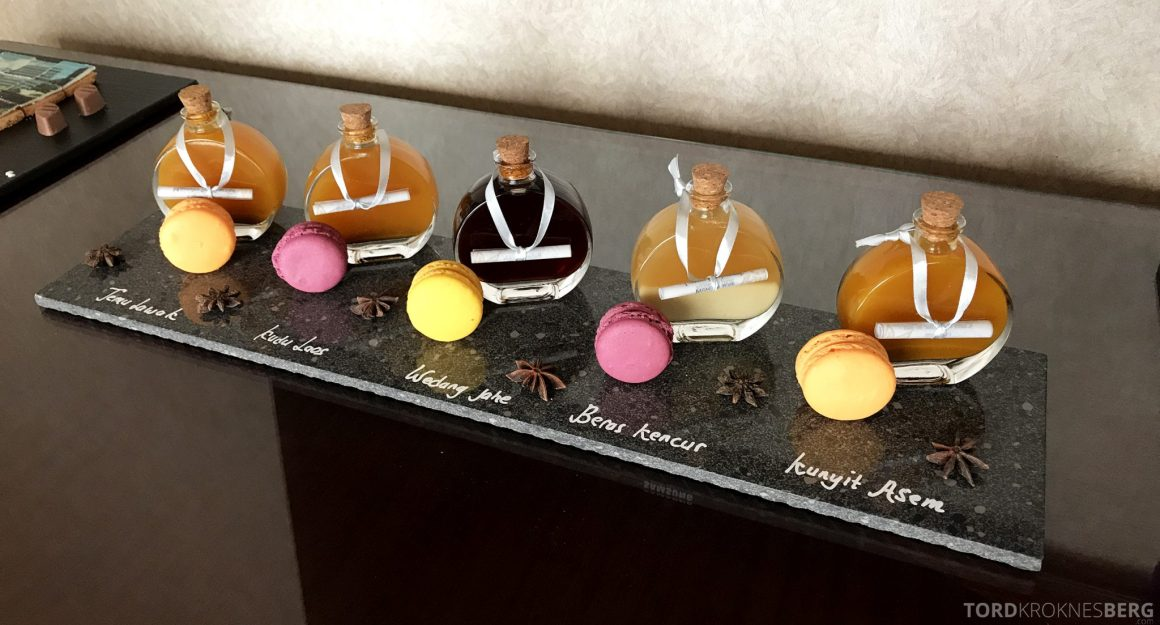 Ritz-Carlton Jakarta overraskelse
