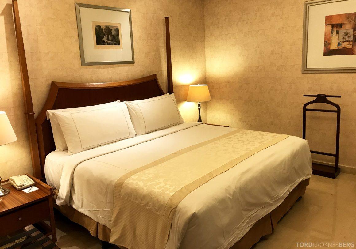 Ritz-Carlton Jakarta spa terrace