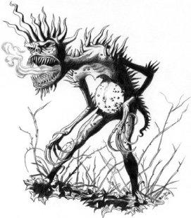 Stink Demon