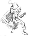 Cosmic Sparrow