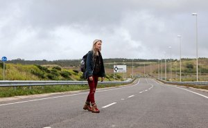 How I Live Now (2013) stars Saoirse Ronan. Dir: Kevin Macdonald