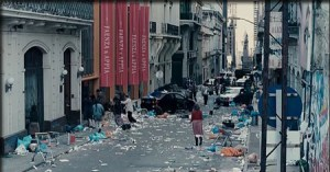 Blindness (2008) stars Julianne Moore, Mark Ruffalo. Dir: Fernando Meirelles