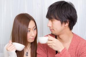カップル・コーヒー