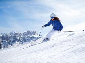 skiwomen