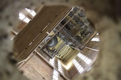 Blik op carillon