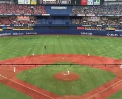 野球場 スタジアム 試合中継