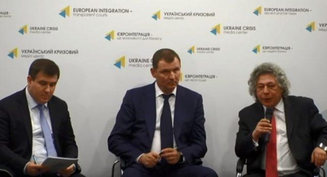 Schiff's BFF Ukrainian Igor Pasternak Has Been Advising U.S. On Ukraine For Decades