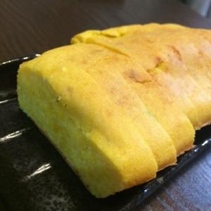 しっとりヘルシーかぼちゃケーキ:楽天レシピのススメ
