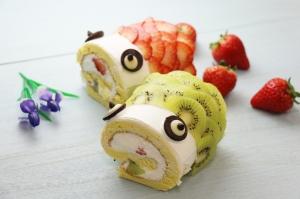子供の日に♪こいのぼりロール:楽天レシピのすすめ