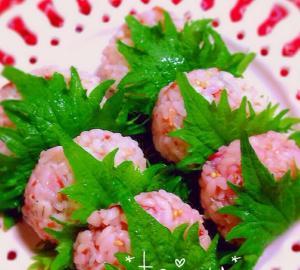桜餅おむすび:楽天レシピのすすめ