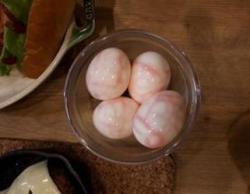 ハロウィン パーティーメニュー 怖~いゆで卵:楽天レシピのすすめ