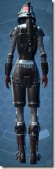 Imperial Trooper - Female Back