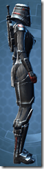 Imperial Trooper - Female Right