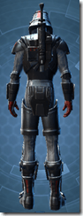 Imperial Trooper - Male Back