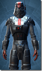 Imperial Trooper - Male Close
