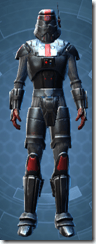 Imperial Trooper - Male Front