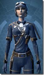 Republic Officer - Female Close