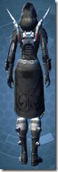 Battlemaster Weaponmaster Imp - Female Back