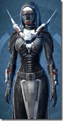 Battlemaster Weaponmaster Imp - Female Close
