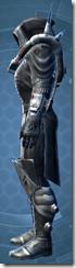 Battlemaster Weaponmaster Imp - Male Left
