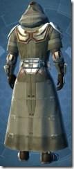 Force Champion Pub - Male Back