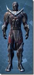 Battlemaster War Leader Imp - Male Front