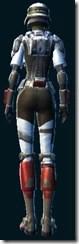 Commando Elite Back