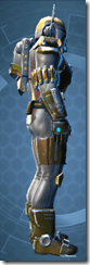 Electrum Onslaught Imp - Male Right