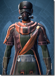 Gunslinger Elite - Male Close