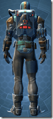 Mercenary Elite - Male Back