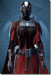 Marauder Elite - Female Close