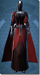 Marauder Elite - Female Front