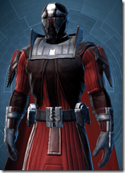 Marauder Elite - Male Close