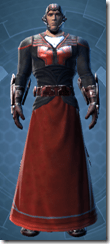 Sith Combatant - Male Front