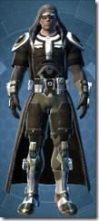 Force Battler Pub - Male Front