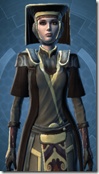 Force Magister - Female Close