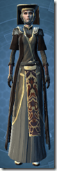 Force Magister - Female Front