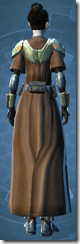 Jedi Battlelord - Female Back