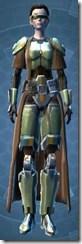Jedi Battlelord - Female Front