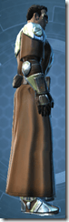 Jedi Battlelord - Male Right