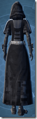 Jedi Myrmidon - Female Back
