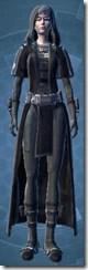 Jedi Myrmidon - Female Front