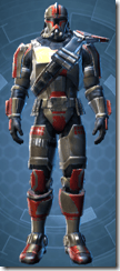 TT-17A Elite Vanguard Pub - Male Front