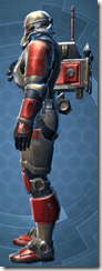 TT-17A Elite Vanguard Pub - Male Left
