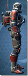 TT-17A Elite Vanguard Pub - Male Right