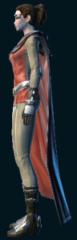 F Shrouded Knight Left Side